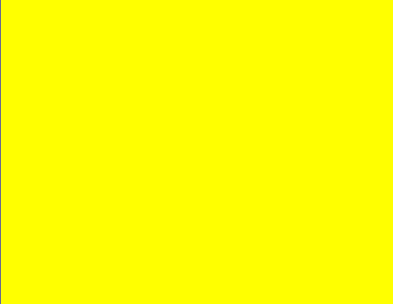 Yellow rectangle