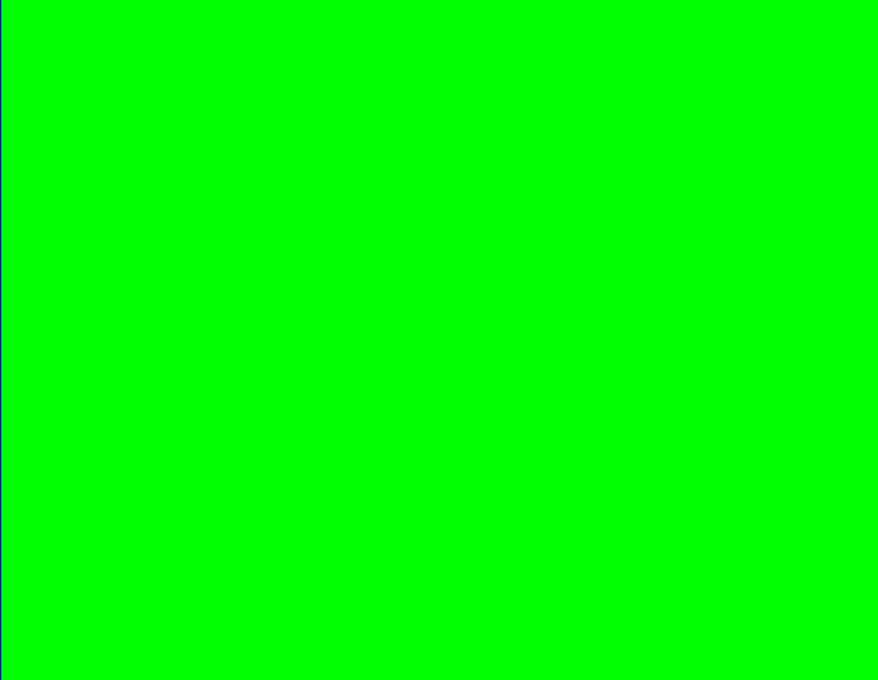 Purple Color Names Pure Green Test Screen