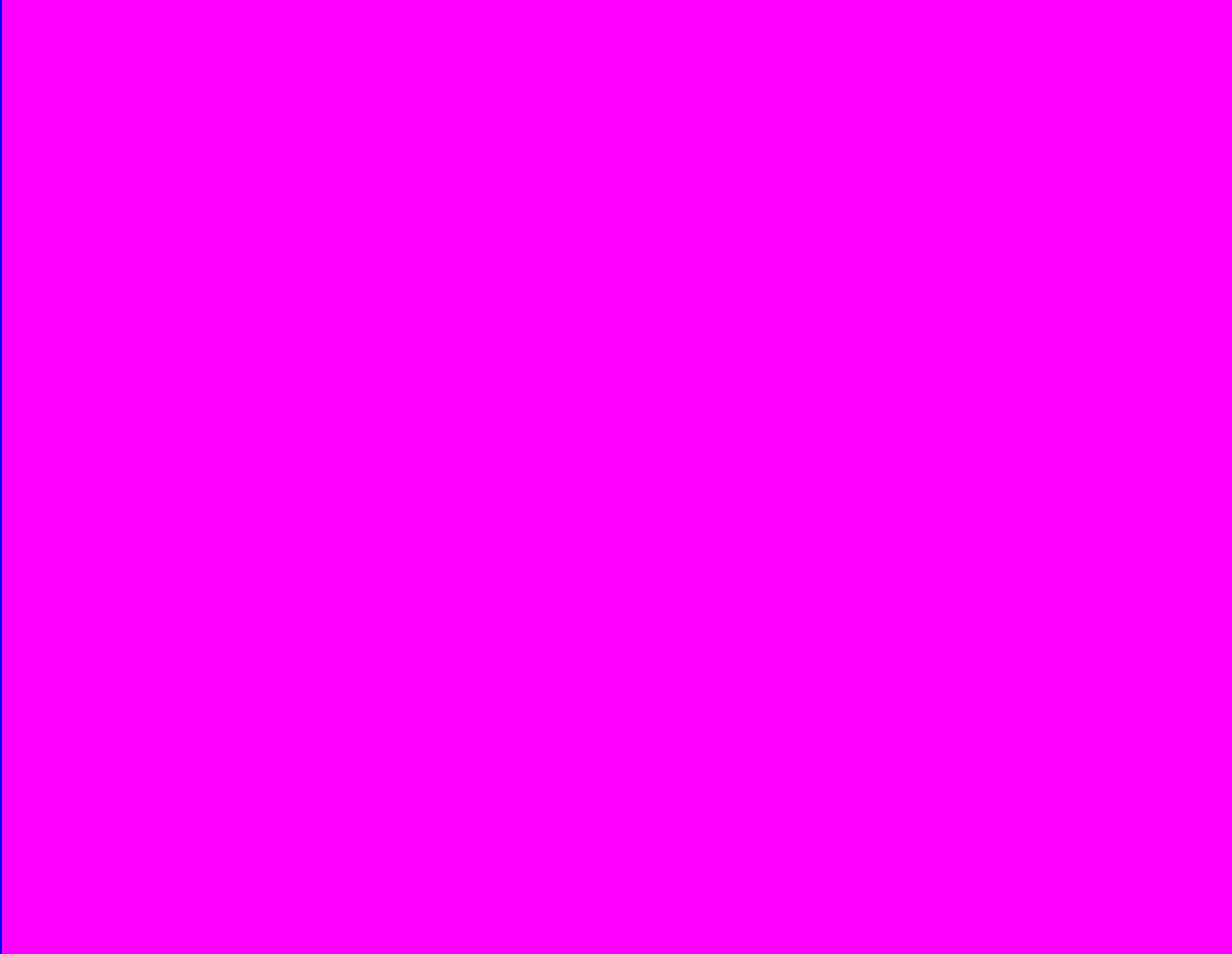 pure magenta test screen